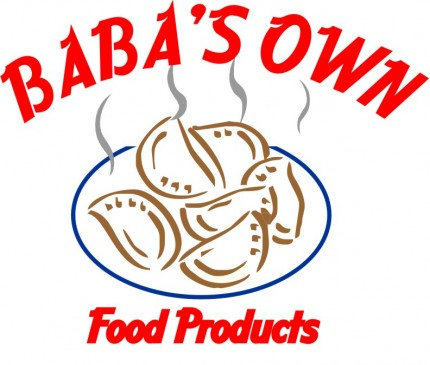 Baba's Own Food Products Logo