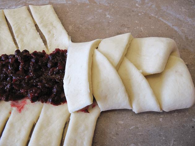 Saskatoon Braid Recipe