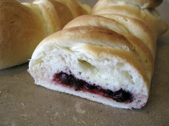 Saskatoon Braid Recipe