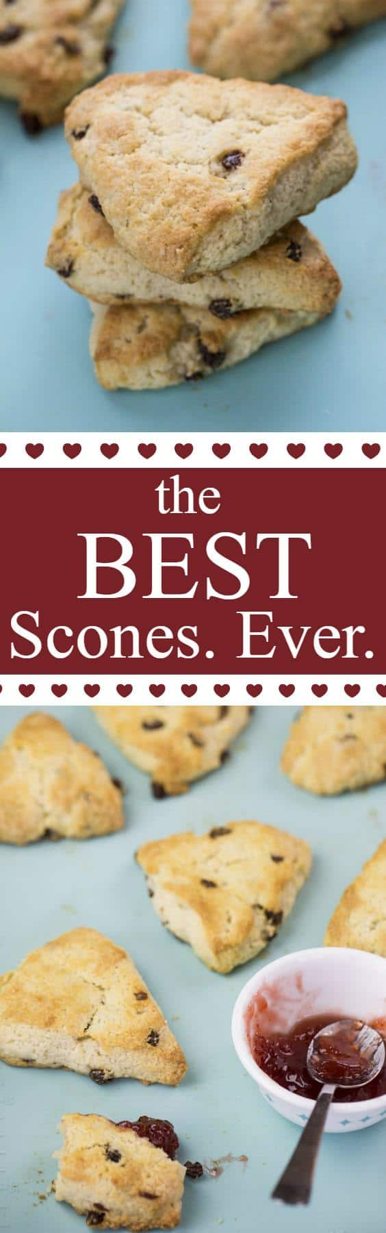Scone Recipe: The Best Scones Ever! From @kitchenmagpie. Crispy, perfect scones!