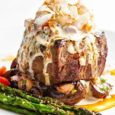Steak Oscar Recipe
