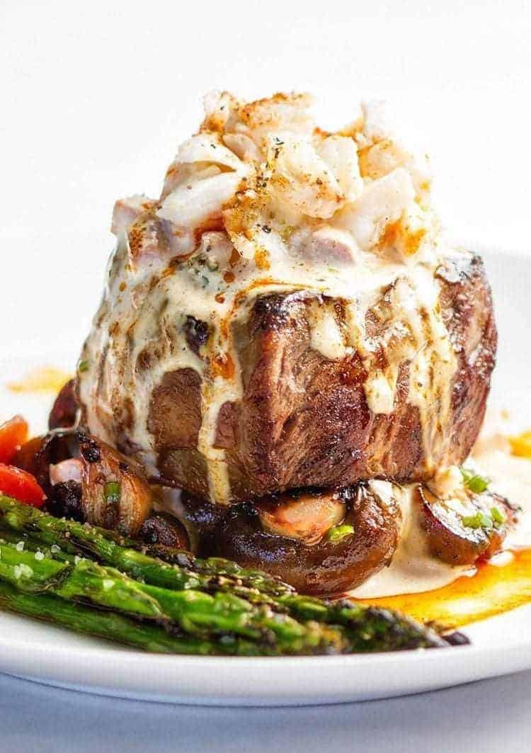 Steak Oscar Recipe The Kitchen Magpie
