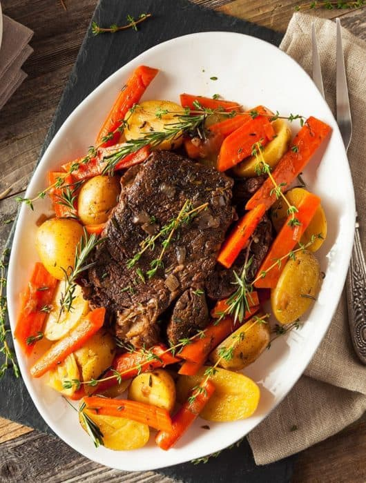 "Beef Coca Cola Pot Roast AKA ""Pop"" Roast! from @kitchenmagpie"