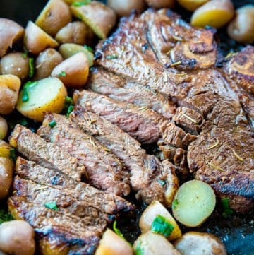 The Best Steak Marinade Recipe