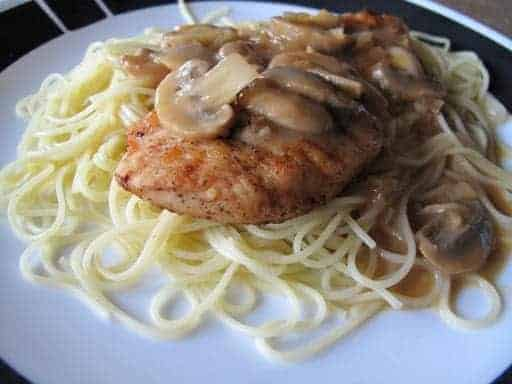 How To Make Chicken Marsala