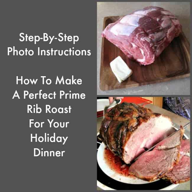 How To: Cook a Prime Rib Roast