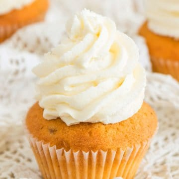 The Best Buttercream Frosting Recipe. Ever.