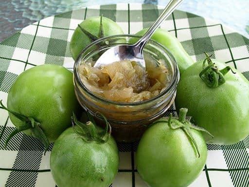 Charlynn's Green Tomato Chow