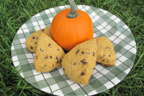 pumpkinspicescones1