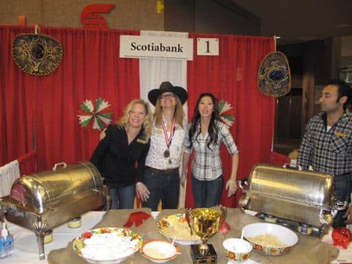 Downtown Edmonton Chili Cook Off 2010