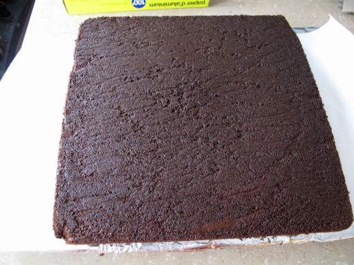 frozen cake for R2-D2 Birthday Cake