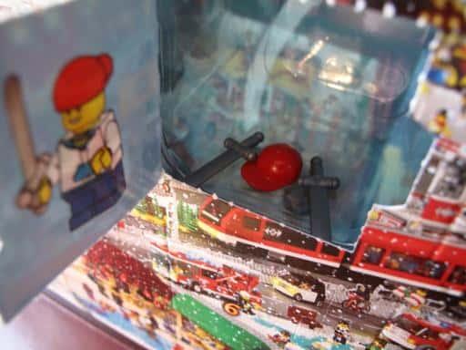 Lego Advent Calendar Day 2