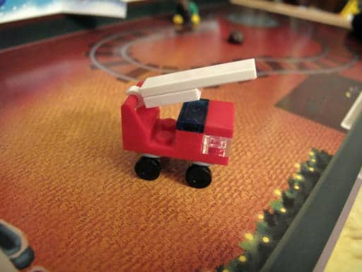Lego Advent Calendar: Day 13
