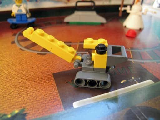 Lego Advent Calendar: Day 4