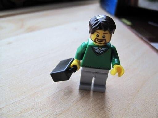 Lego Advent Calendar : Day 10