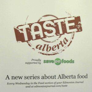 Taste Alberta details
