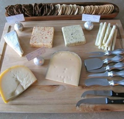 How To Do a Cheese Tray