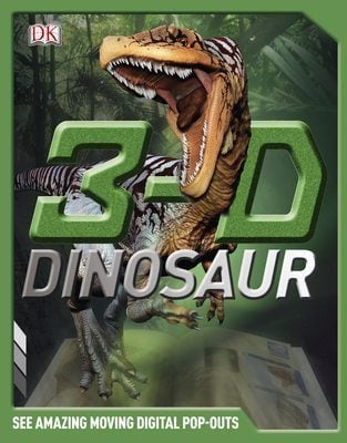 Children's Book Review: 3D Pop Dinosaur