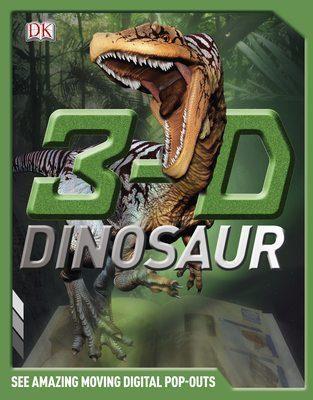 Children's Book Review: 3D Pop Dinosaur