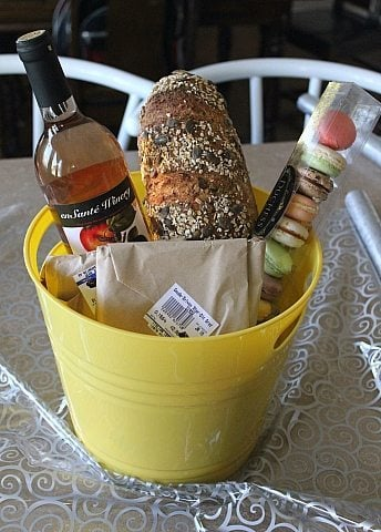 Great birthday gift edmontons best basket the kitchen magpie buying negle Gallery