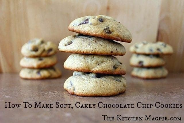 Easy fluffy chocolate chip cookie recipes