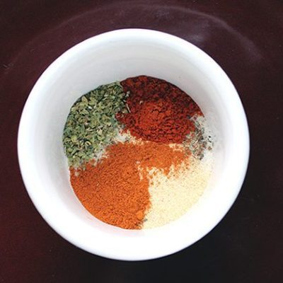 Spice Rub for Beef