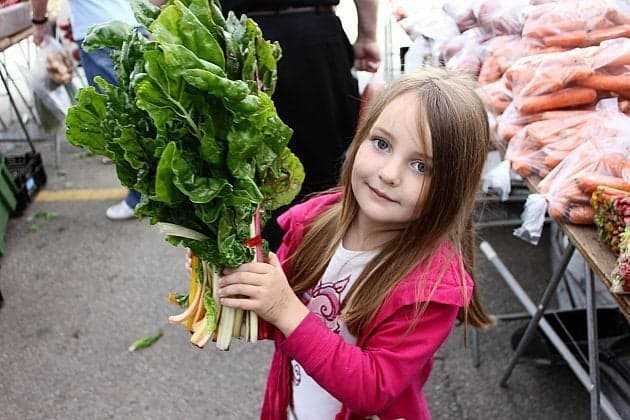 No Talkin' Tuesday: Scenes From the 104th Farmers Market