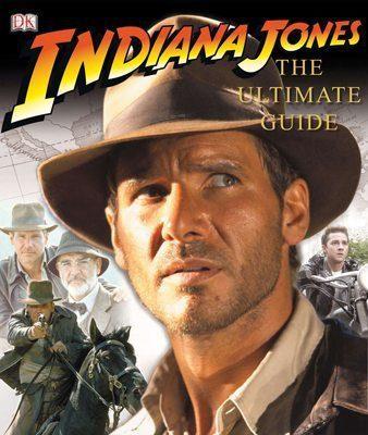 Book Review: Indiana Jones Ultimate Guide