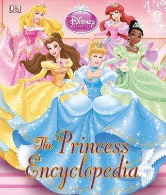 Children's Book Review: The Princess Encyclopedia