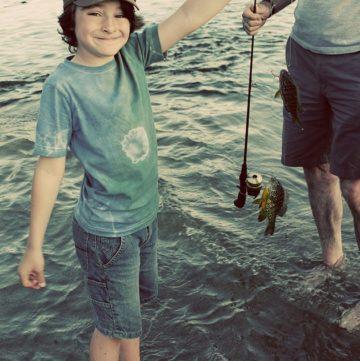 Summertime Fishing