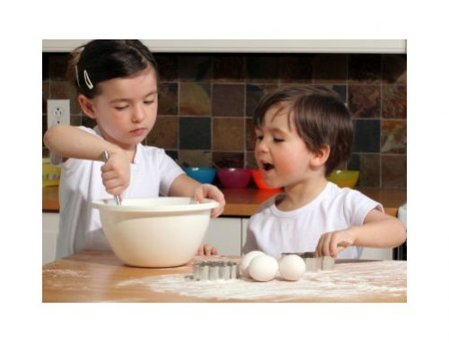 Have Fun and Be Safe: Cooking with Children
