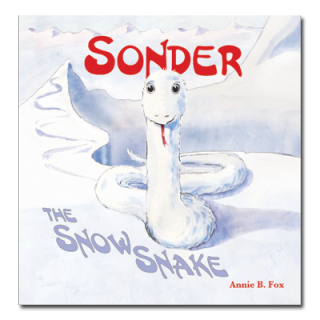 Children's Book Review: Sonder the Snow Snake