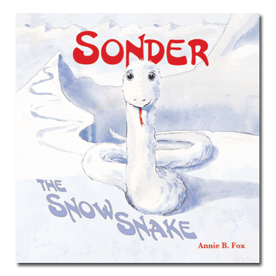Children's Book Review: Sonder the Snow Snake