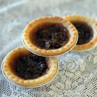 Christmas Recipes For the Last Minute Panic People: Butter Tarts