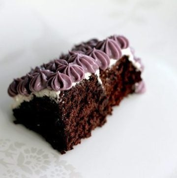 Dairy & Gluten Free Chocolate Cake Recipe