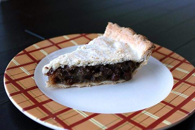 Raisin Pie Recipe