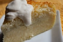 crustless-coconut-pie-sliced