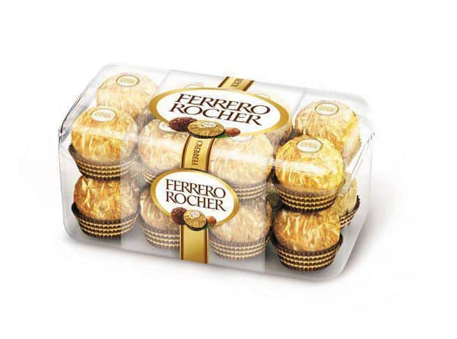 A Pack of Ferrero Rocher Giveaway