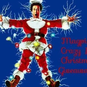 Kitchen Magpie's Crazy For Christmas Giveaway Spree Logo