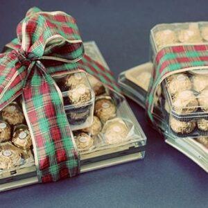 Two Ferrero Rocher gift packs