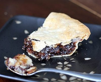 Cheater Mincemeat Pie Recipe