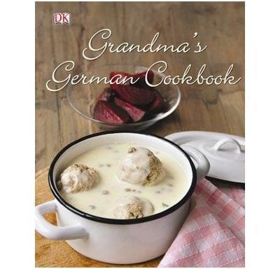 My Favorite Things: Grandma's German Cookbook