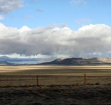 The Drive To Salt Lake City