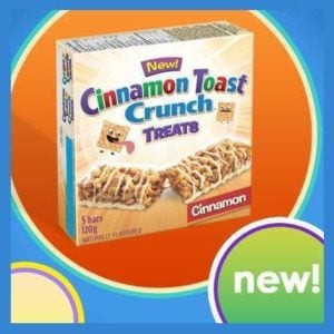 box of cinnamon toast crunch treats