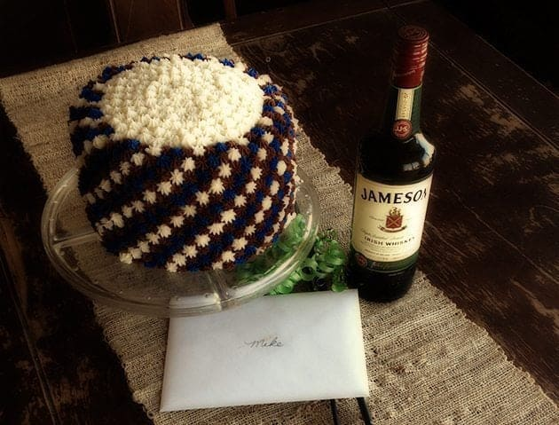 Simple Father S Day Cake The Kitchen Magpie