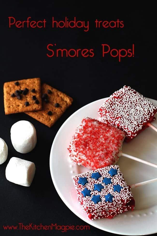 S'mores Pops