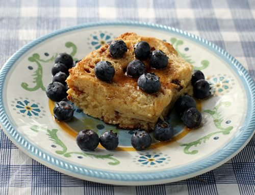 Camping Recipe: Skillet Baked French Toast