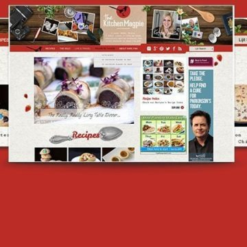 Welcome To The Newly Designed Kitchen Magpie Site!