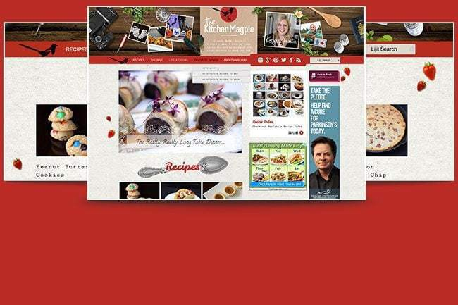 The Newly Designed Kitchen Magpie Site