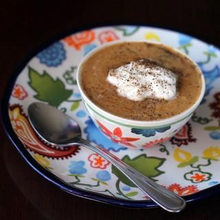 Chickpea & Edamame Pumpkin Soup